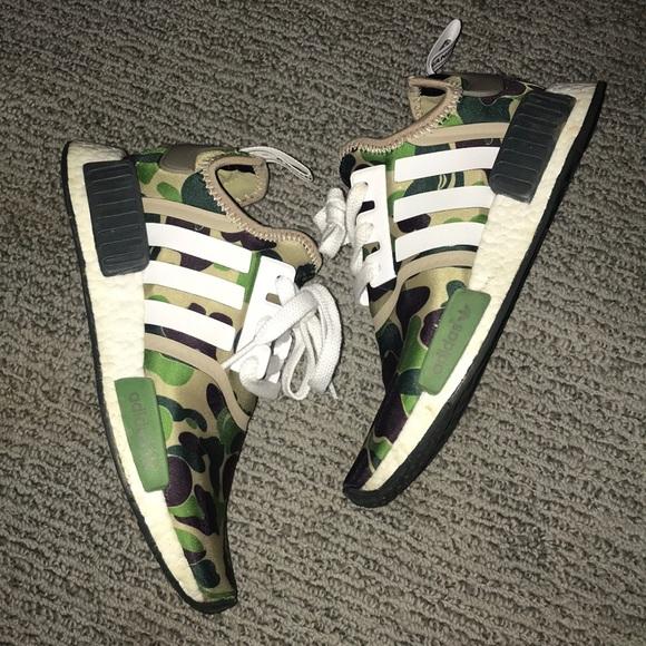 0a8cbd723 adidas Shoes - BAPE NMD